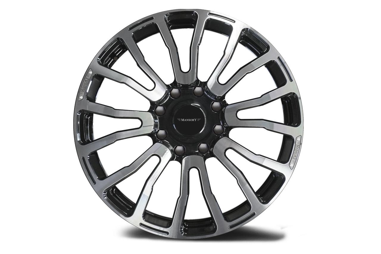 m8 forged wheel 4x4