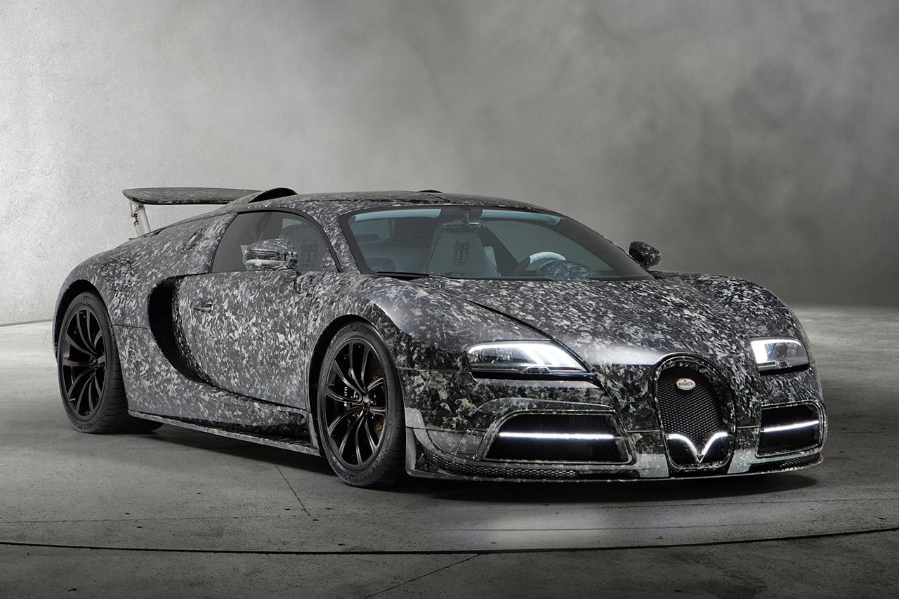 mansory 4c+ 4c plus wheel rim bugatti veyron black