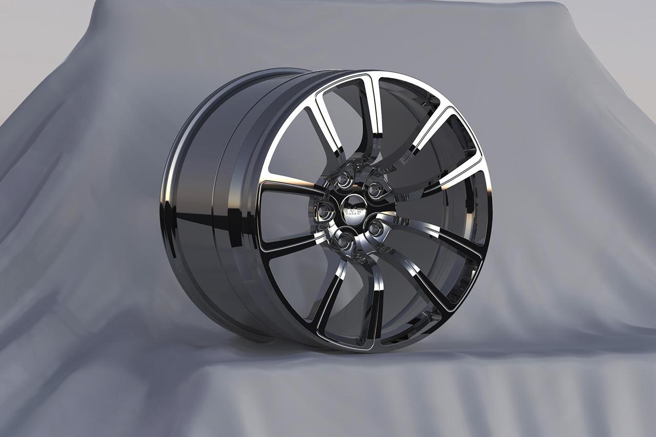 mansory 4cplus bugatti veyron wheel rim chrome