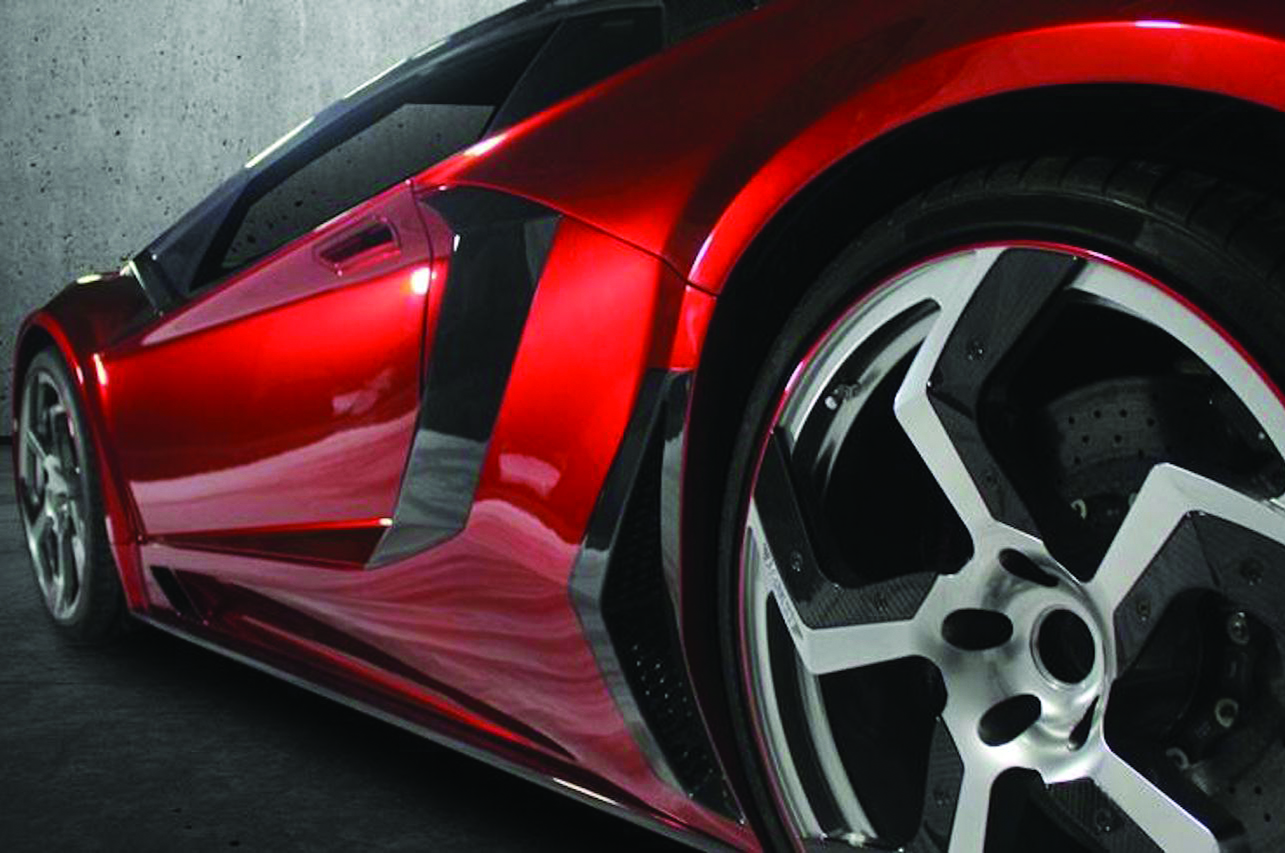 mansory lamborghini aventador carbon fiber air intake outtake cover side skirt fully forged wheel