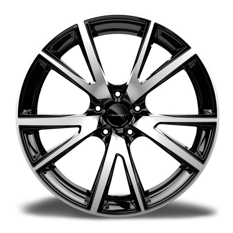mansory y.5 wheel