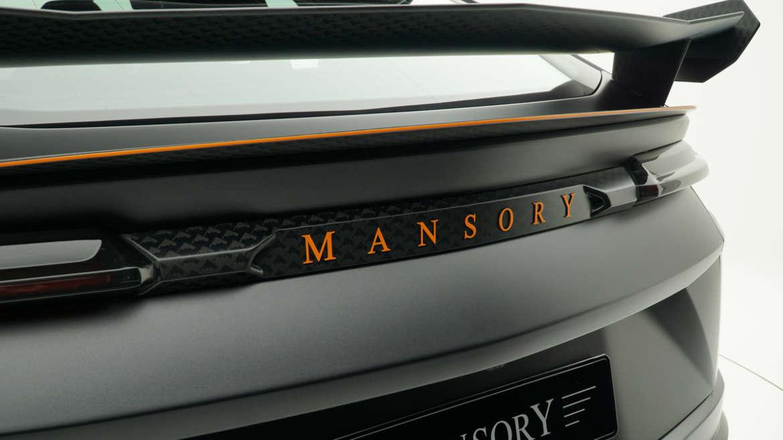 Mansory Lamborghini Urus Wide Body