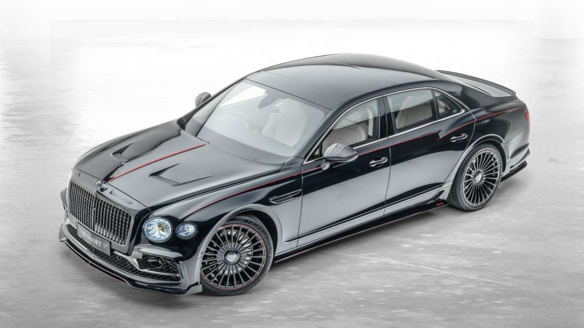 MANSORY BRINGS GIMS 2020 TO YOU – BENTLEY FLYING SPUR COMPLETE CONVERSION – WORLD PREMIERE