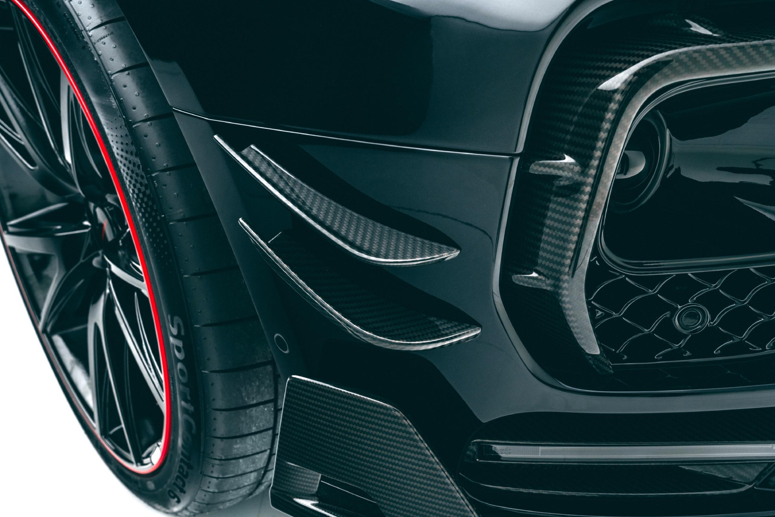 mansory new bentayga wide body kit carbon fiber race flap y.5 23 wheel 2021