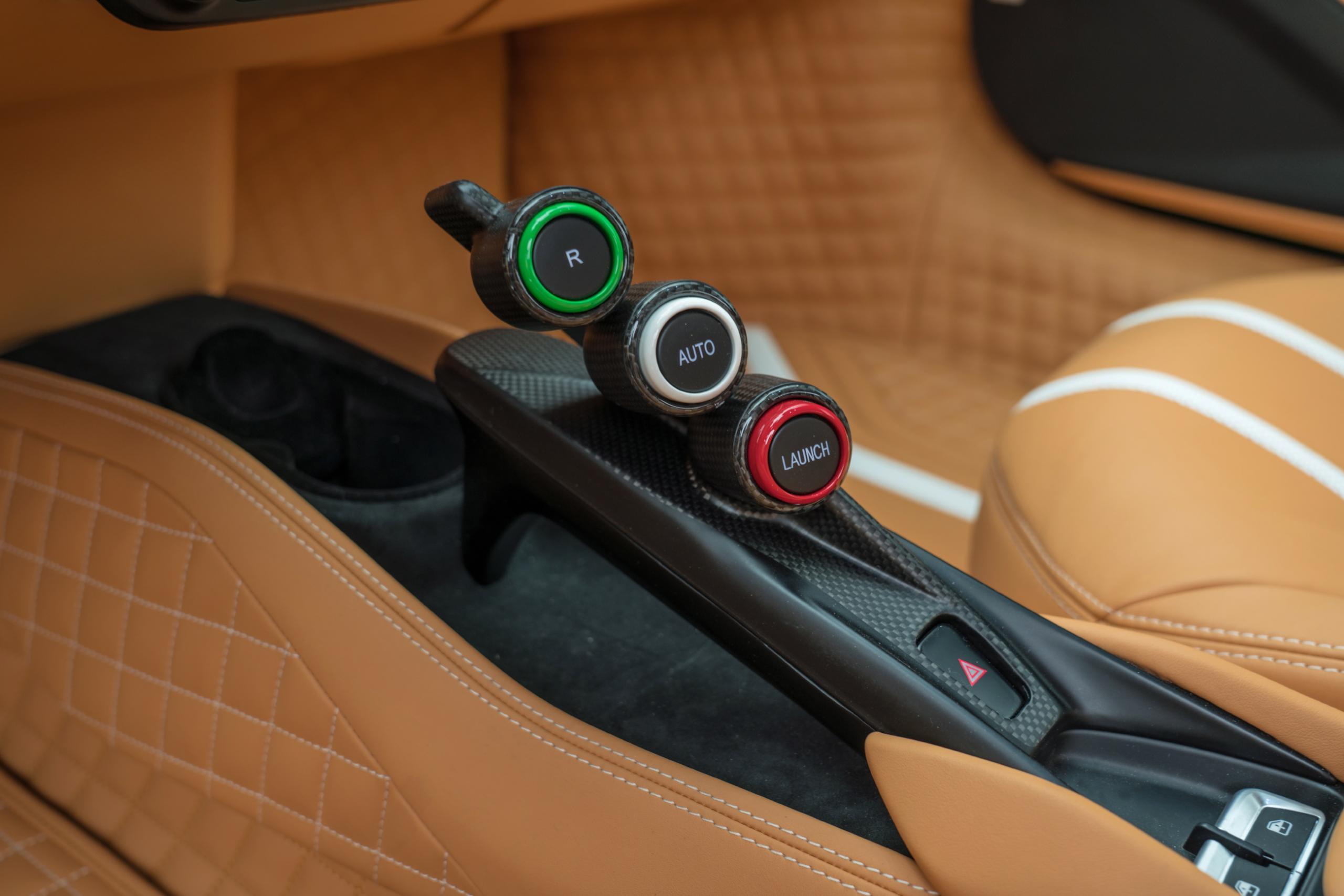 mansory f8xx ferrari f8 body kit carbon fiber interior panel 2020 2021